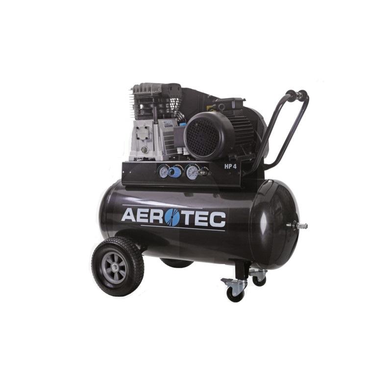 Kompresor AEROTEC Aero 600-90 Techline 90 l dvouválcový sací výkon 600 l/min