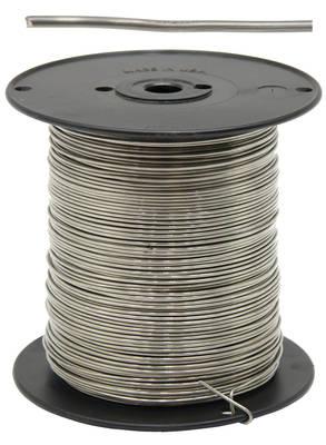 Ohradníkový hliníkový drát 1,8 mm x 400 m odpor 0,015 Ohm/m pevnost v tahu 75 kg