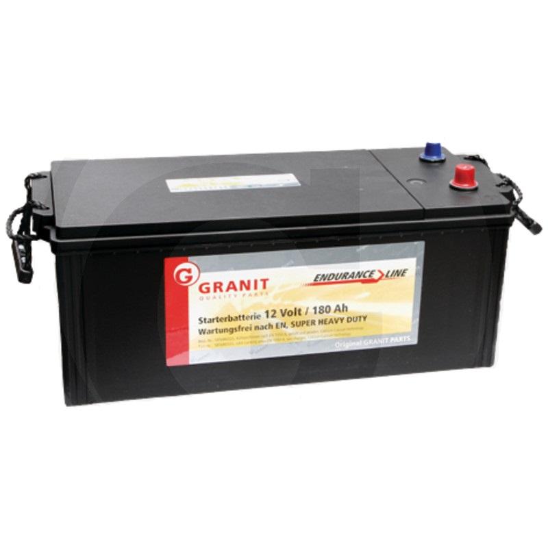 Auto baterie Granit Endurance Line 12V / 180 Ah, patice B00