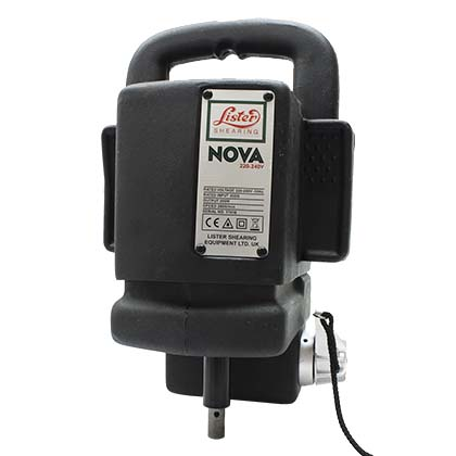 Profesionální stříhací strojek pro ovce Lister Nova motor s flexi pohonem