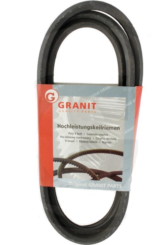 """Klínový řemen 5/8"""" x 95"""" žací pro zahradní sekačky Gutbrod, MTD pro motor - žací lišta"""
