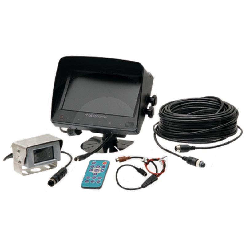 Dometic Barevná couvací a parkovací auto kamera a kamerový systém RVS721 pro couvání s LCD