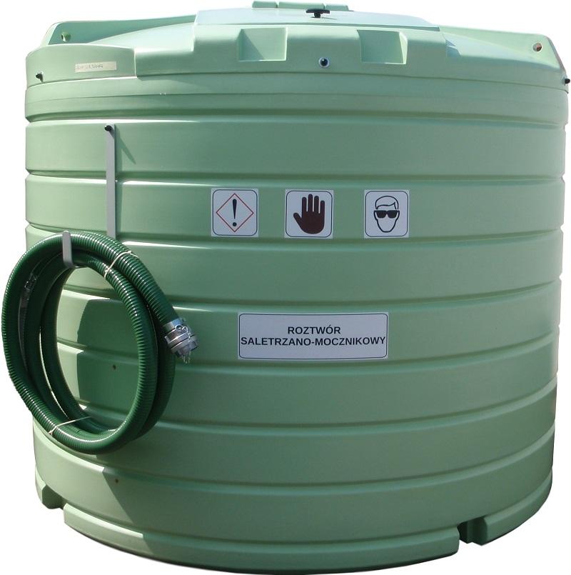 Dvouplášťová nádrž na tekutá hnojiva Swimer Agro Tank 10000