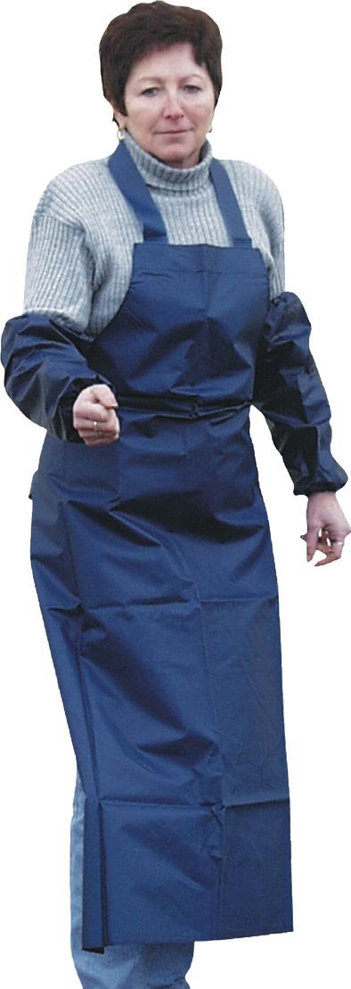 Zástěra pro dojiče TOP M 80 x 120 cm modrá