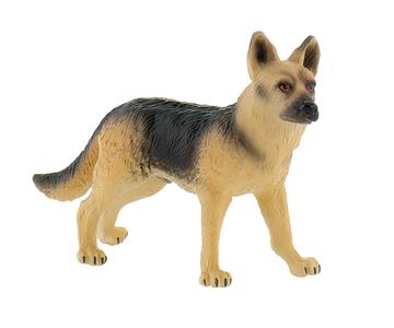 Bullyland - figurka německý ovčácký pes 9,5 cm