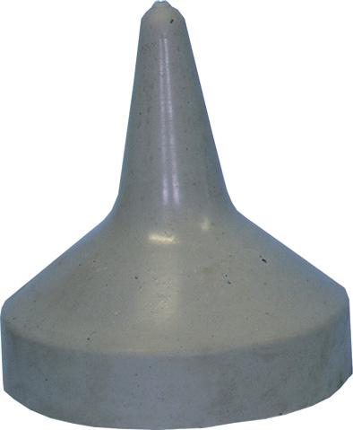 Cucák napájecí nádoby pro telata gumový