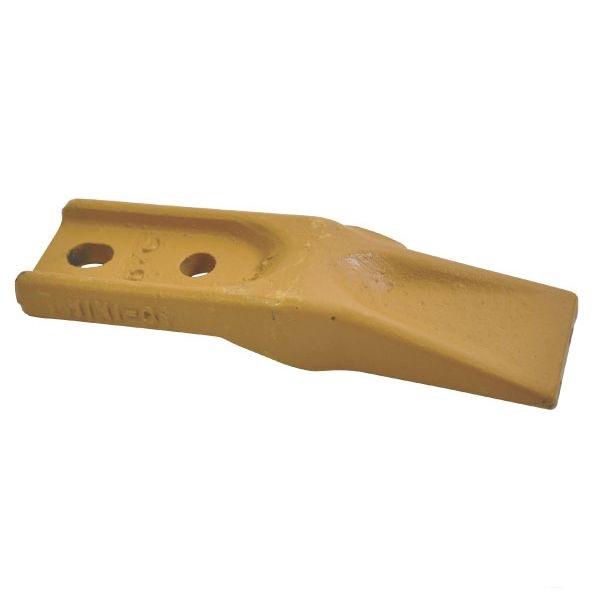Šroubovací zub MINI-02 pro nakladače a lžíce bagru délka 224 mm šířka 61 mm otvor 16 mm