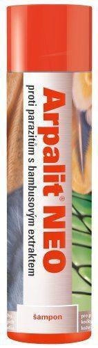 ARPALIT NEO šampón proti parazitům pro psy, kočky, kožešinová zvířata 250 ml