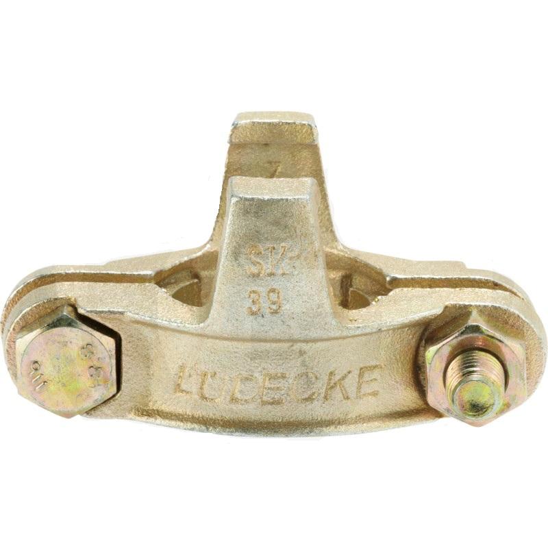 LÜDECKE hadicová spona upínání 22-29 mm pro spojky s bezpečnostním límcem DIN 20039 B