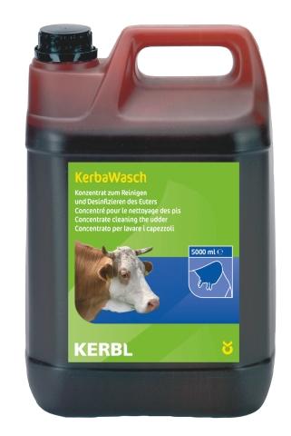 KerbaWasch mycí prostředek na vemena 5 l