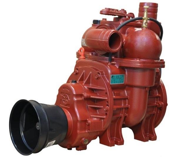 Vývěva na fekál B&P MEC 9000 M, kompresor s olejovým čerpadlem kapacita 9030 l/min