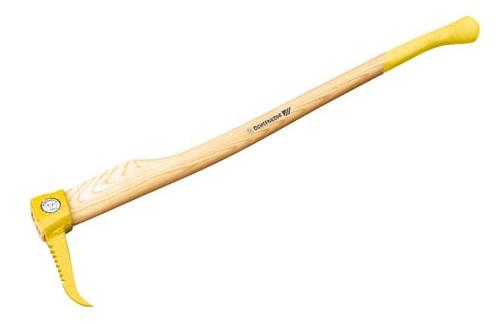 Sapie dřevorubecká - tyrolský hák na klády zubatý Ochsenkopf délka násady 1100 mm