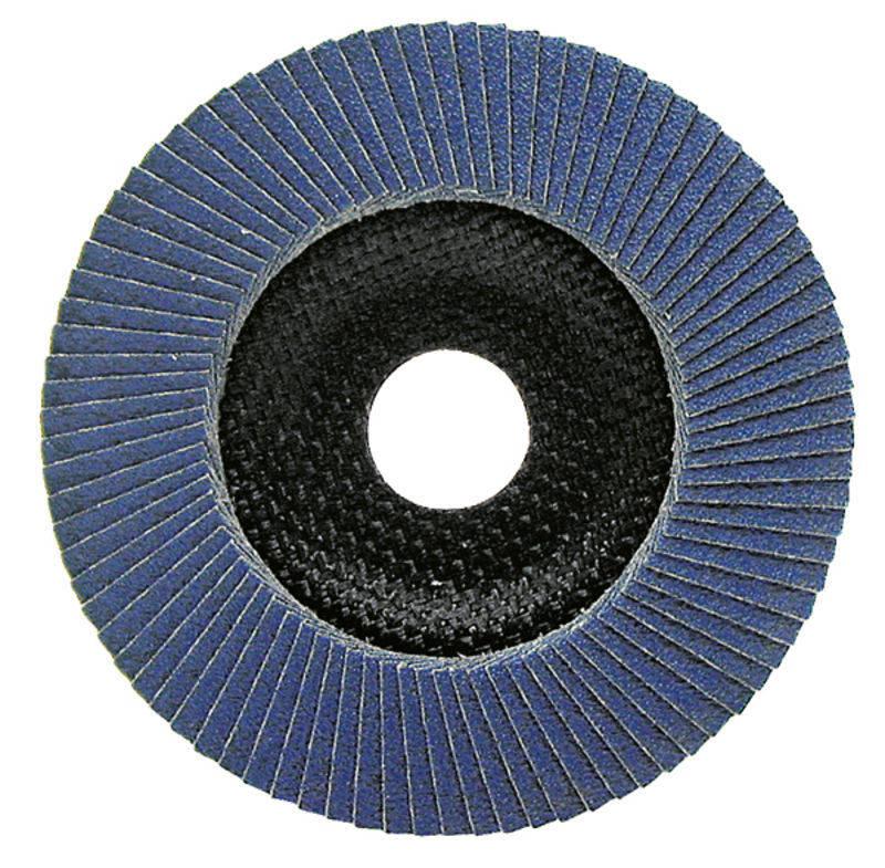 Lamelový brusný kotouč 10 ks průměr 115 mm zrnitost K 60