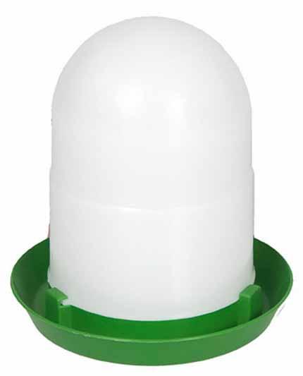 Napáječka klobouková pro drůbež 2 l