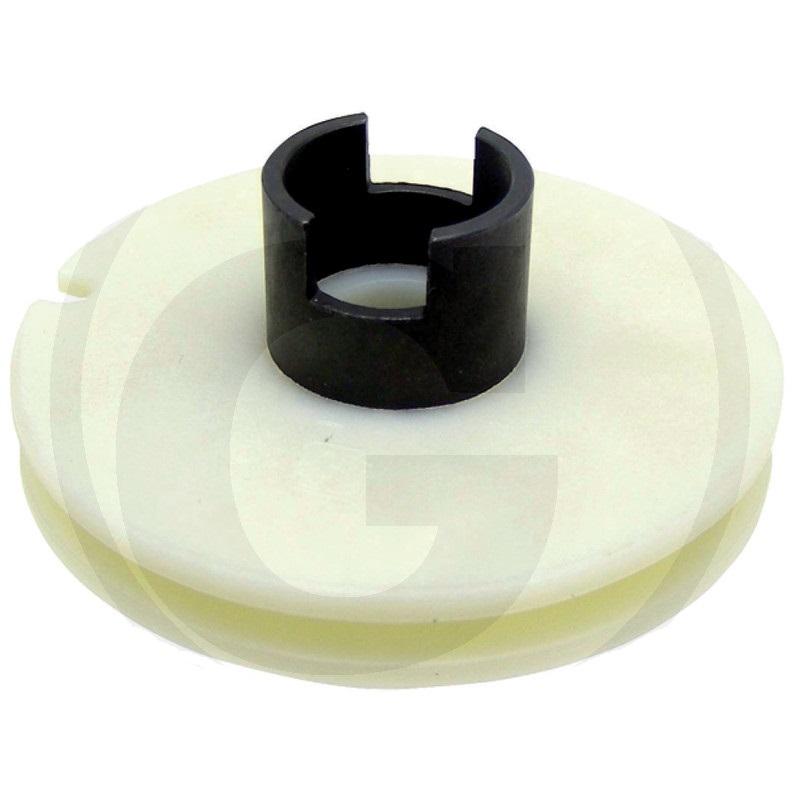 Náhradní kladka pro motorovou pilu Husqvarna 61, 181 průměr vnější 72 mm, vnitřní 14,5 mm