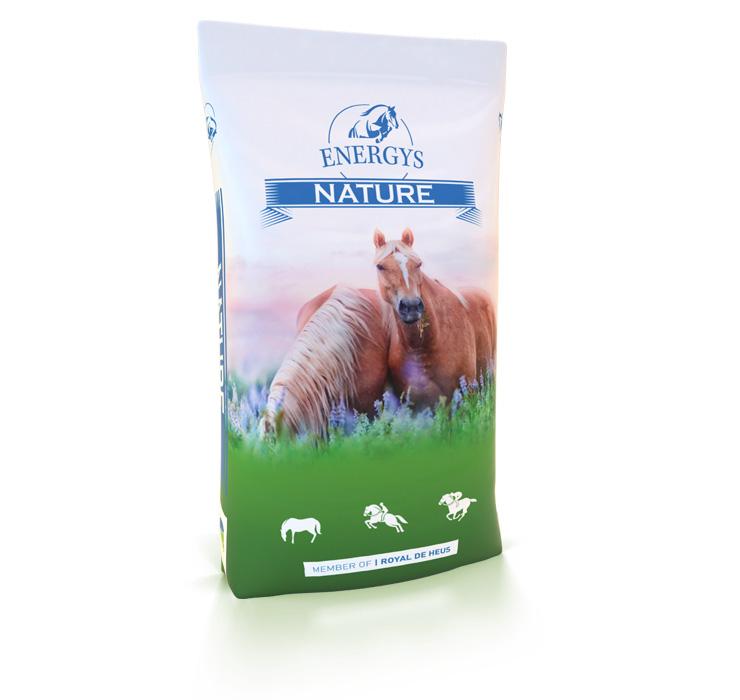 ENERGYS® Řepné cukrovarské řízky bez melasy 25kg granulované
