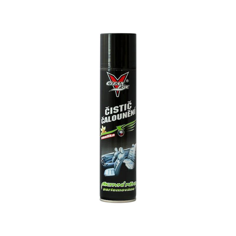 CleanFox sprej na čištění čalounění aktivní pěna, 300 ml, vůně vanilka
