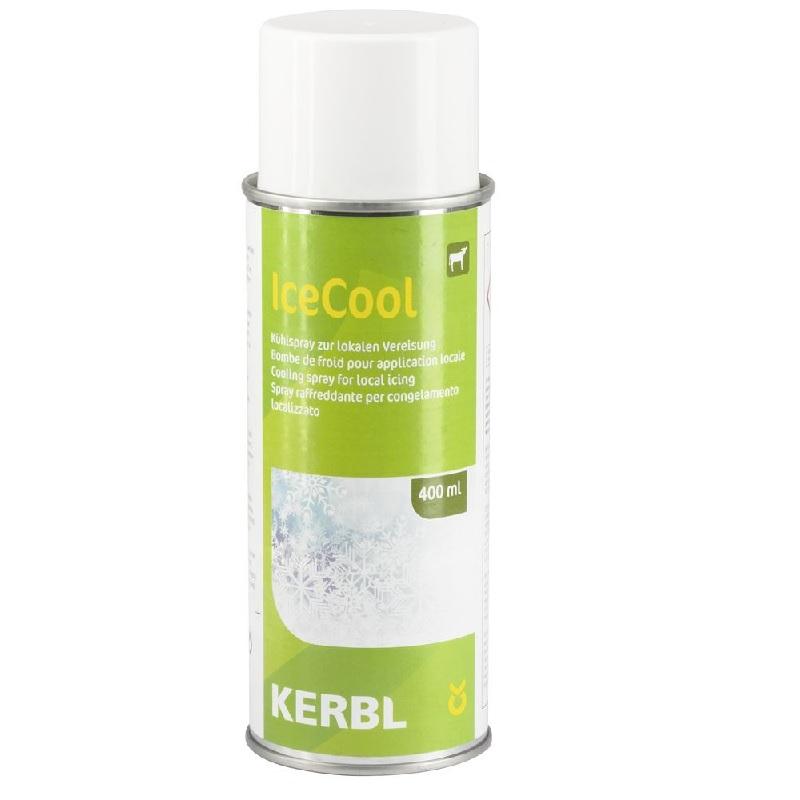 Chladící sprej IceCool na tlumení bolesti pro přípravu k odrohování