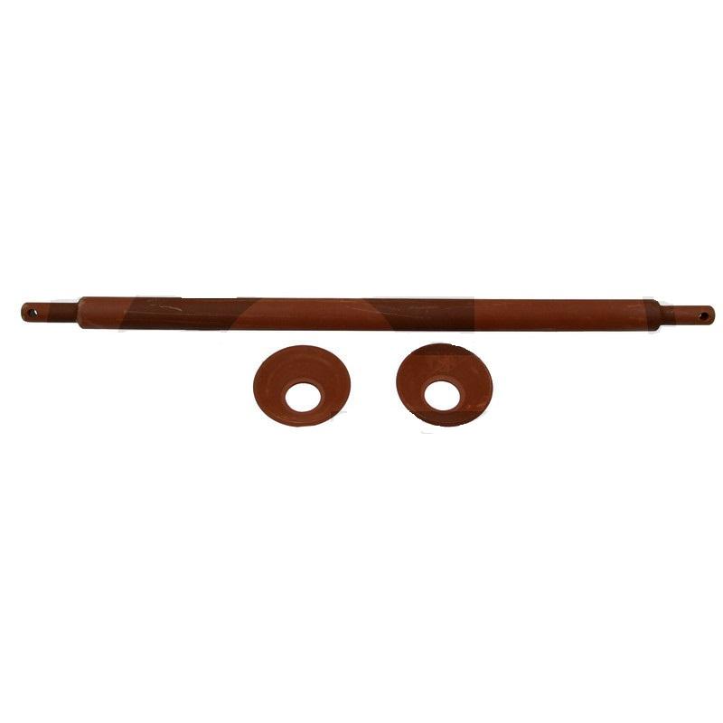 Rozpěrná lišta pro spodní ramena tříbodového závěsu kat. 3 s volným talířem hřídel 55 mm