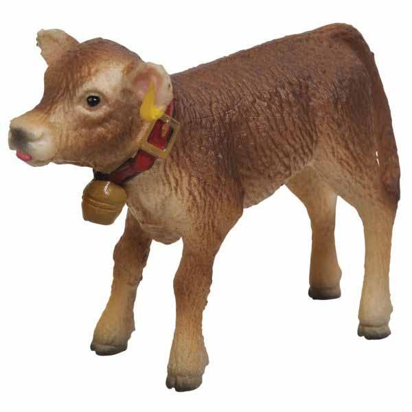 Bullyland - figurka alpské tele Benni 7,5 cm