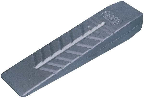 Masivní hliníkový štípací klín Ochsenkopf 260 x 60 mm pro tvrdé dřevo velikost III