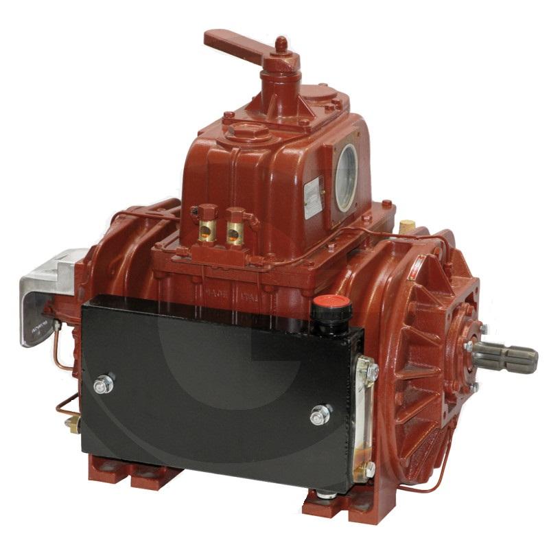 Vývěva na fekál JUROP PNE 12.400 D, vakuové čerpadlo, kompresor 1.000 ot/min