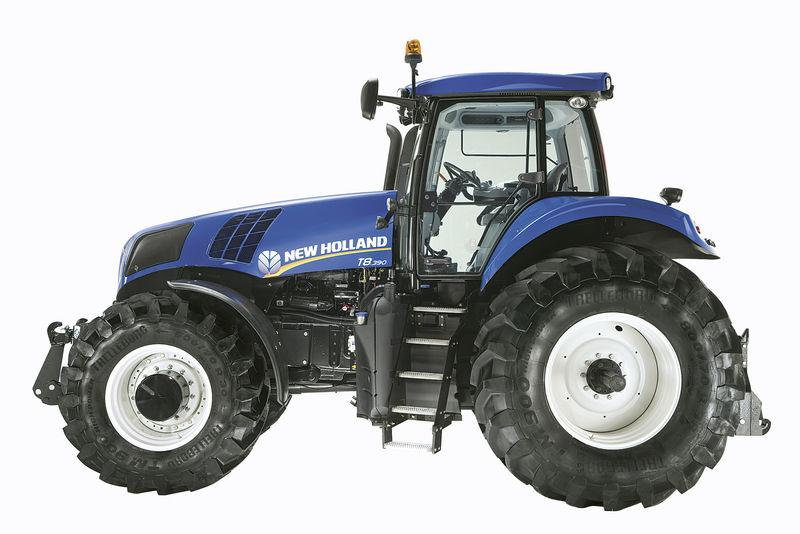 Siku - traktor New Holland T8.390 1:32