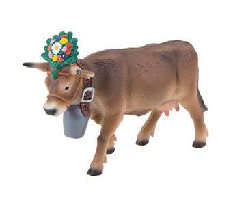 Bullyland - figurka alpská kráva Darina