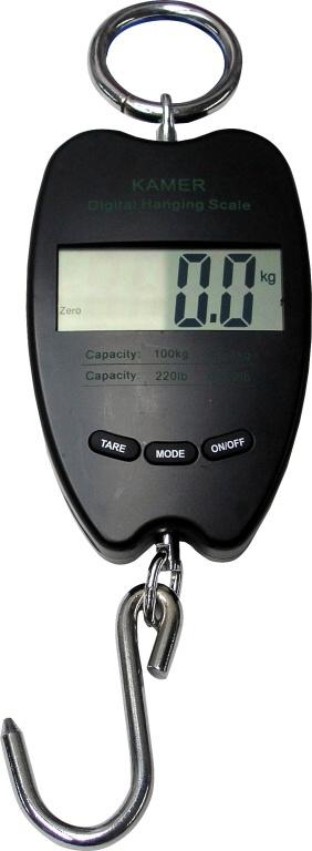 Fotografie Závěsná digitální váha do 100 kg