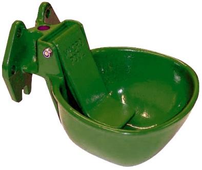 Napáječka misková jazyková PM-5 litinová pro skot, koně