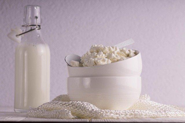 Sada na domácí výrobu měkkých sýrů, zákysu, tvarohu, jogurtu, kefíru pro začátečníky