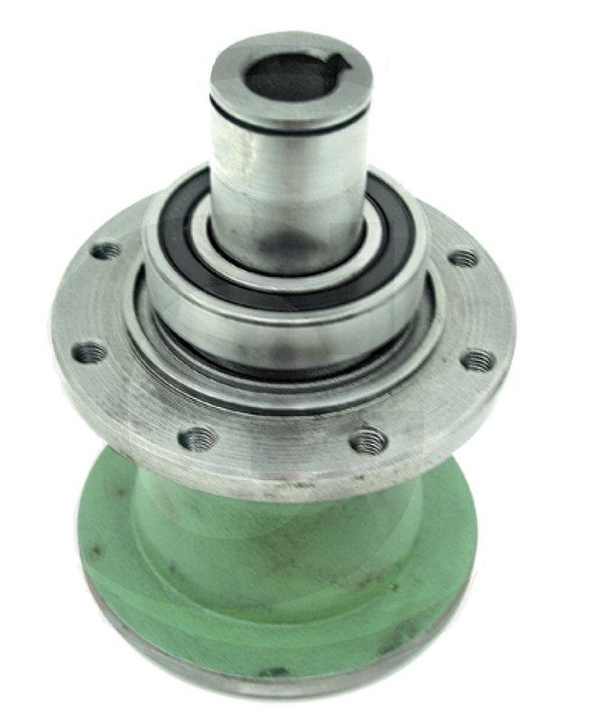 Náboj žacího bubnu vhodný pro Deutz-Fahr KM 24 a Pöttinger TM s ložiskem 6210 2RS C3