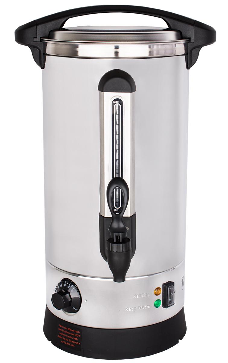 Varný termos s kohoutkem BEEKETAL BGWK10 na 10 l s termostatem