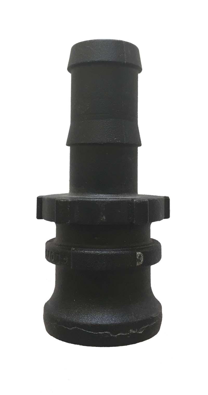 Náhradní díl koncovka na vstup do hadice k drenčovací pumpě Drench-Mate pro krávy