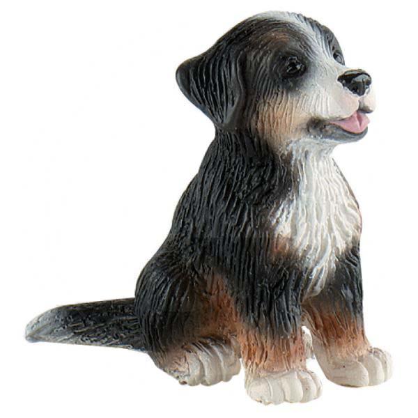 Bullyland - figurka štěně bernského salašnického psa