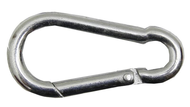 Karabiny a karabinky ocelové C-DIN 5299