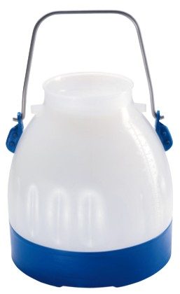Konev na dojení mléka plastová ECO objem 23 l