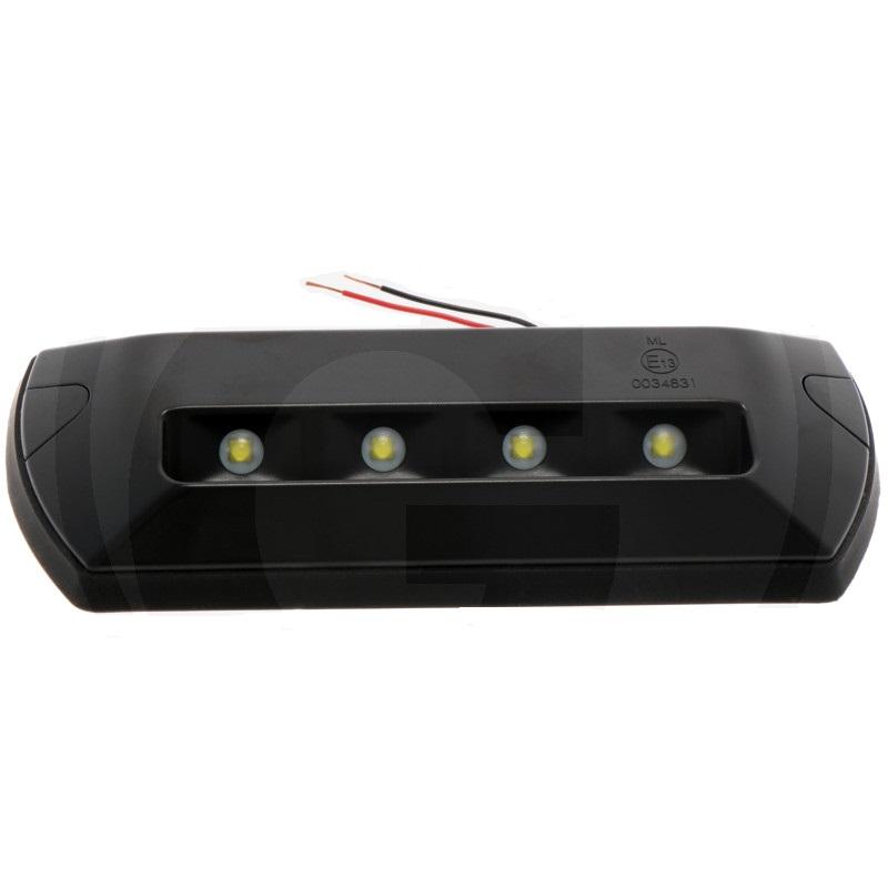 LED světlomet Banksman BM3 4 Cree-Hochleistungs LEDs 12V a 24V 956 Lumen