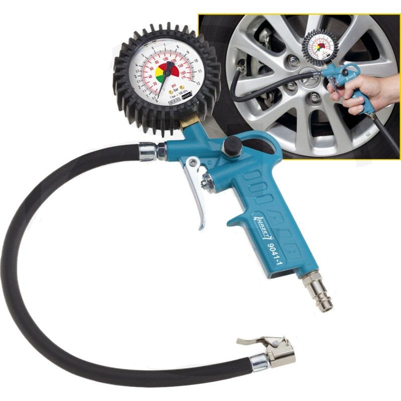 HAZET hustič pneumatik 0 - 12 bar