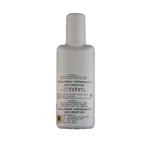 Chlorid vápenatý 34% roztok CaCl2 200 ml