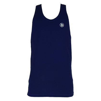 Prodloužené vlněné tílko Kairanga pro střihače ovcí tmavě modrý velikost L