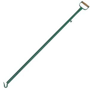Vodící hůl pro býky 145 cm s háčkem