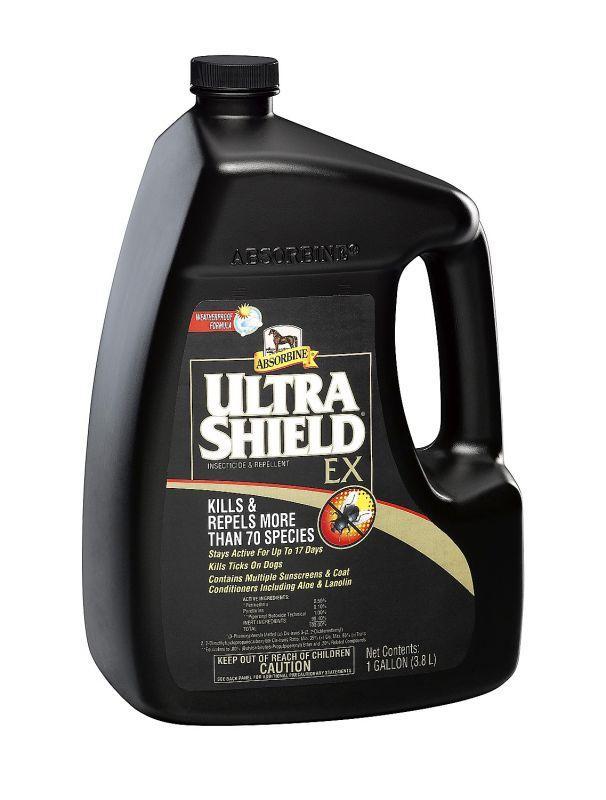 Americký Insectic a repelent pro koně Absorbine UltraShield® EX