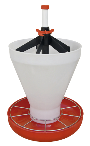 Krmná miska pro selata Maxi-Hopper Click