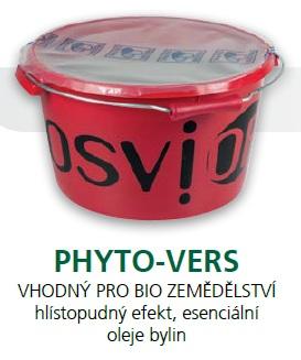 Minerální liz BIO TOPLICK Osvior PHYTO-VERS pro koně, dobytek, ovce a kozy 125 kg