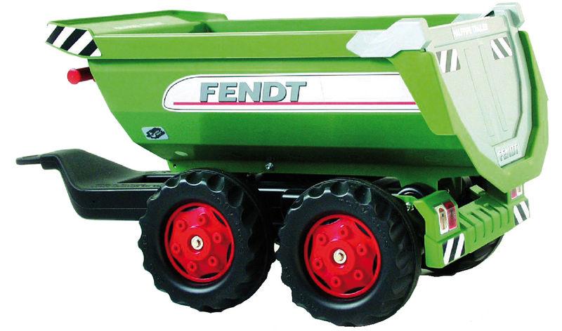 Rolly Toys - návěs Fendt za šlapací traktory a nakladače