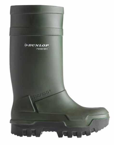 Holínky Dunlop PUROFORT® Thermo+ velikost 37/38