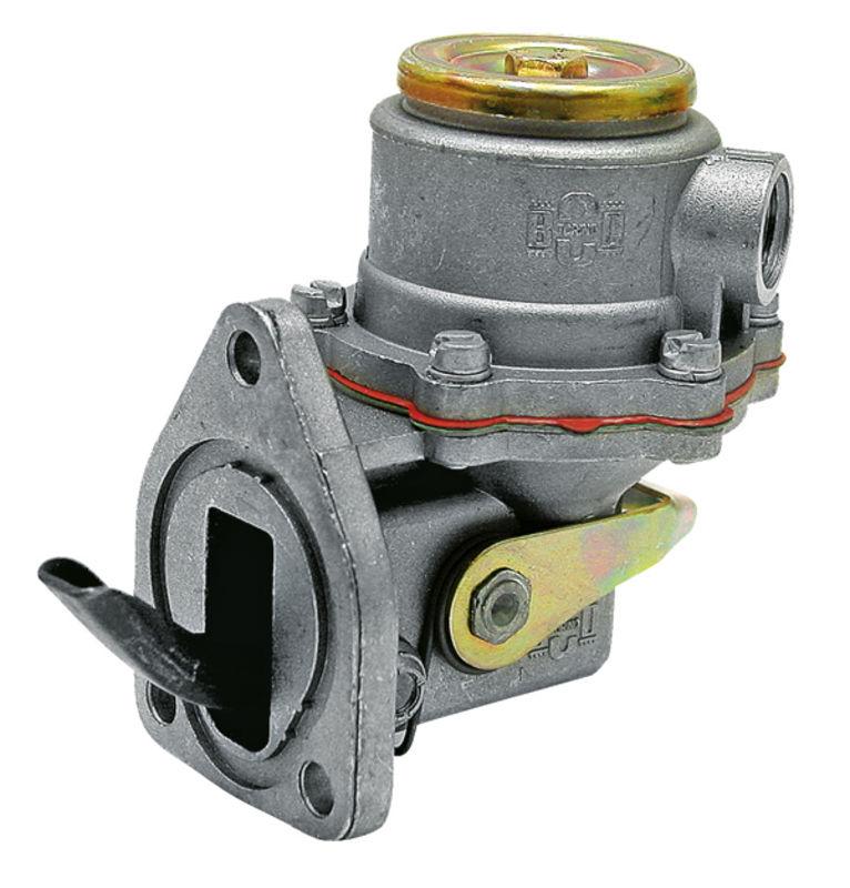 Membránové palivové čerpadlo vhodné pro Case IH, Deutz Fahr, Fendt, Renault, Steyr
