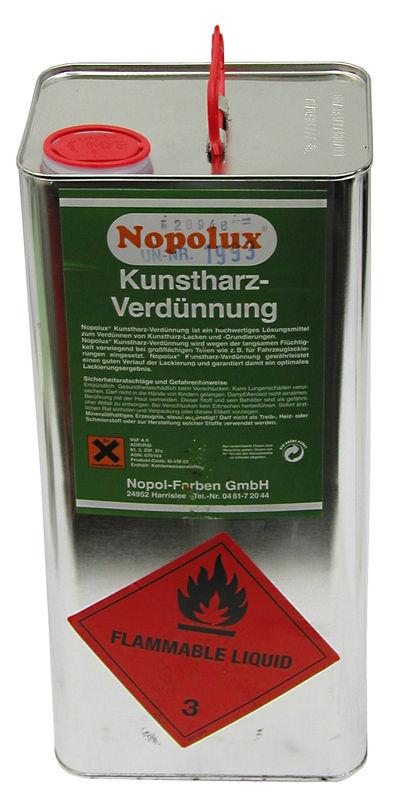 Ředidlo syntetické Nopolux 6 l