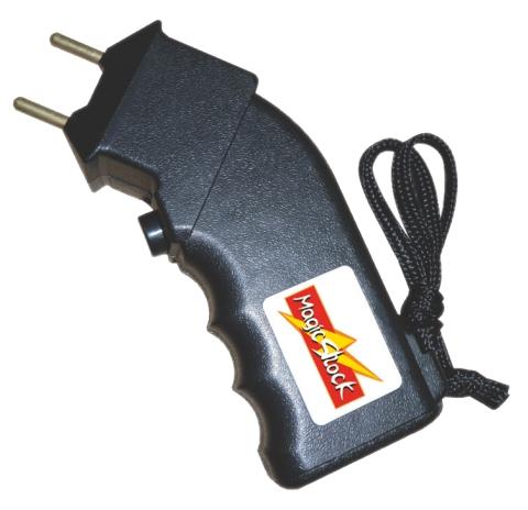 Elektrický bič na dobytek, poháněč skotu Magic Shock Handy minimální výboj 3800V se zvukem